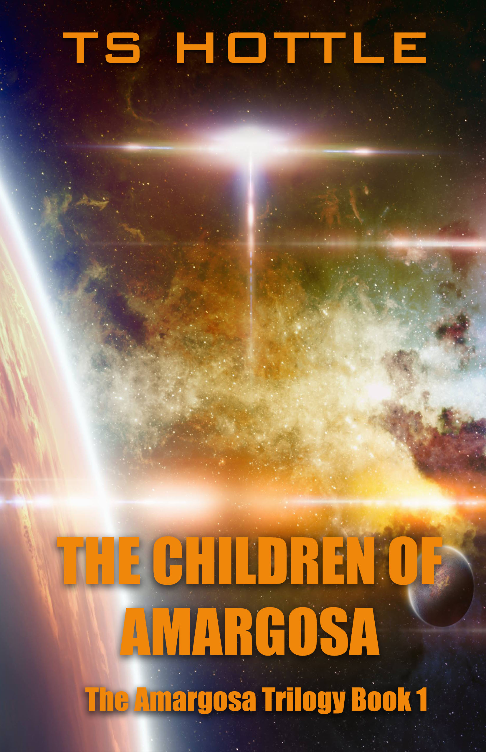 The Children of Amargosa by TS Hottle